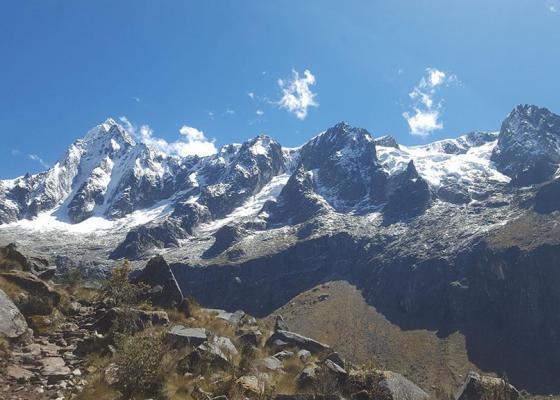 Trekking Cordillera Blanca Perú